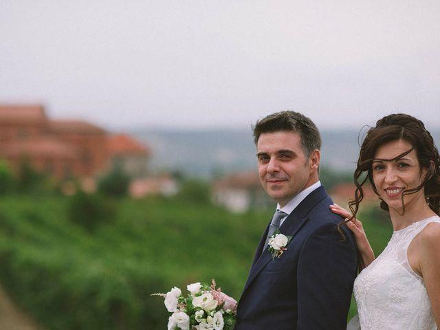 Il matrimonio di Pietro e Chiara a Cassine, Alessandria 68