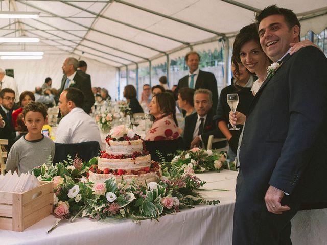 Il matrimonio di Pietro e Chiara a Cassine, Alessandria 75