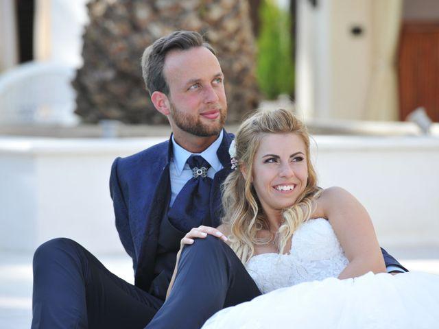 le nozze di Alessia e Claudio