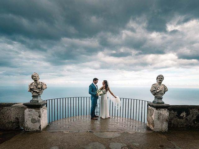 le nozze di Claire e Mike