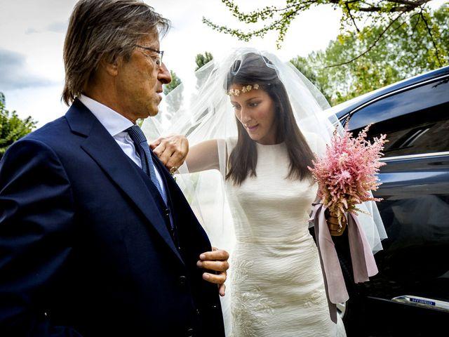 Il matrimonio di Allan e Gloria a Brunello, Varese 3