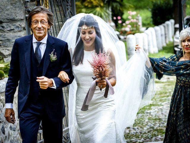 Il matrimonio di Allan e Gloria a Brunello, Varese 5