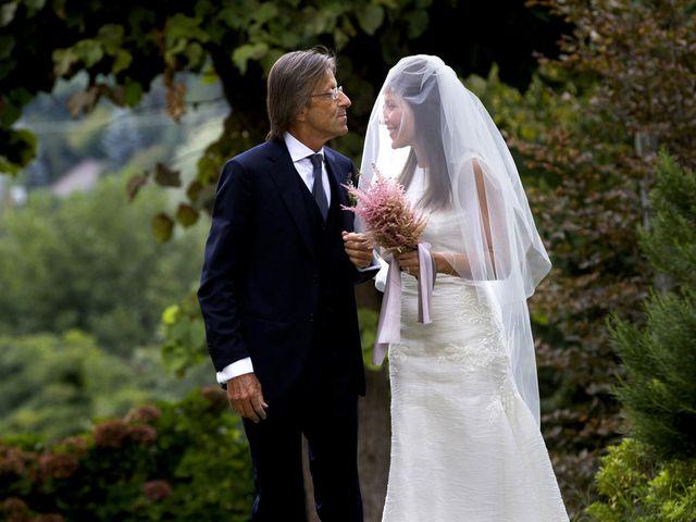 Il matrimonio di Allan e Gloria a Brunello, Varese 6