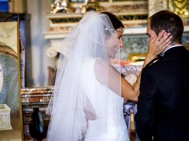Il matrimonio di Allan e Gloria a Brunello, Varese 9