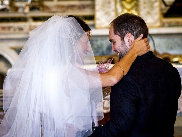 Il matrimonio di Allan e Gloria a Brunello, Varese 10