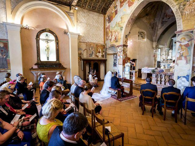 Il matrimonio di Allan e Gloria a Brunello, Varese 12