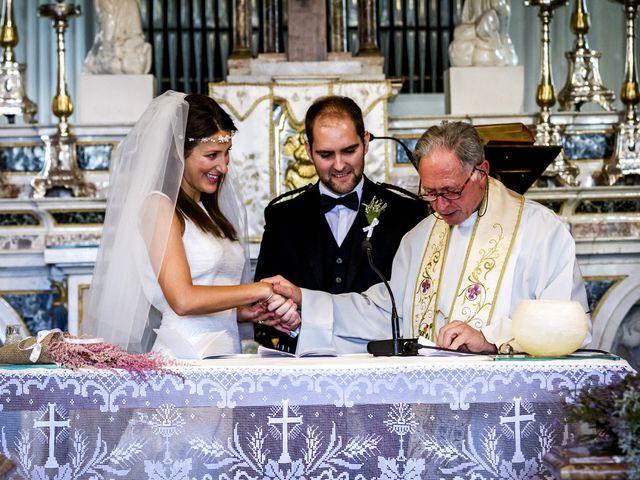 Il matrimonio di Allan e Gloria a Brunello, Varese 14