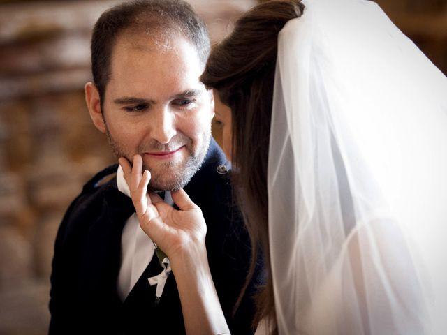 Il matrimonio di Allan e Gloria a Brunello, Varese 16