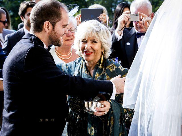 Il matrimonio di Allan e Gloria a Brunello, Varese 29