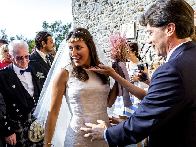 Il matrimonio di Allan e Gloria a Brunello, Varese 32