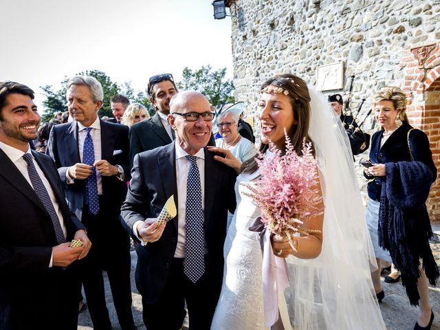 Il matrimonio di Allan e Gloria a Brunello, Varese 34