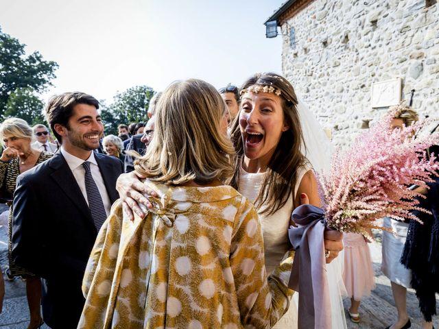 Il matrimonio di Allan e Gloria a Brunello, Varese 35