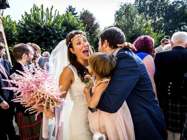 Il matrimonio di Allan e Gloria a Brunello, Varese 37