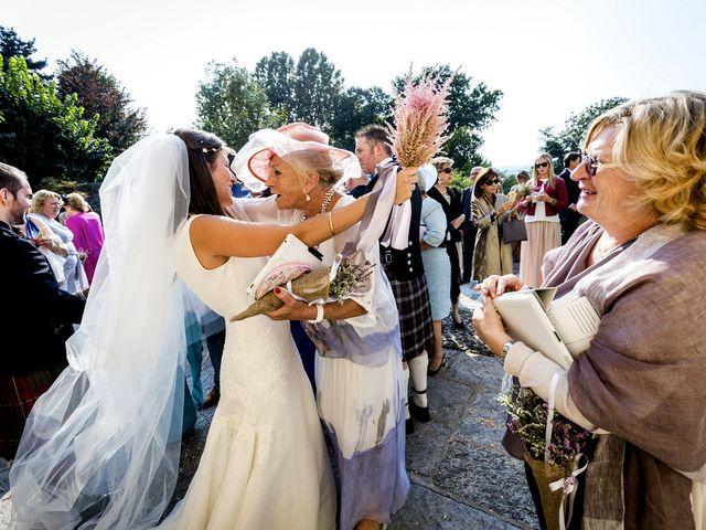 Il matrimonio di Allan e Gloria a Brunello, Varese 38
