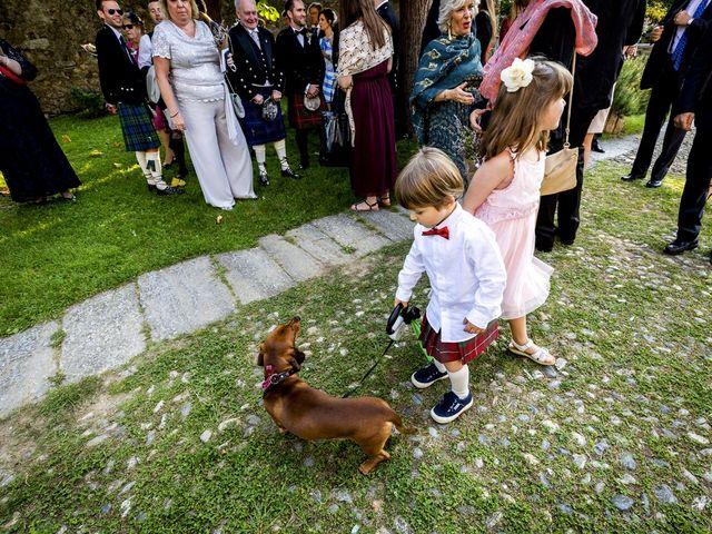 Il matrimonio di Allan e Gloria a Brunello, Varese 41