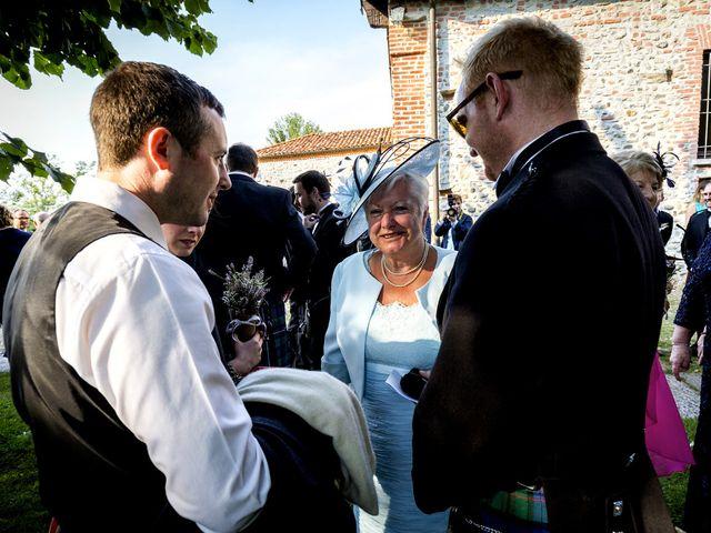 Il matrimonio di Allan e Gloria a Brunello, Varese 49