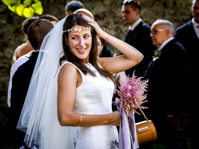 Il matrimonio di Allan e Gloria a Brunello, Varese 50