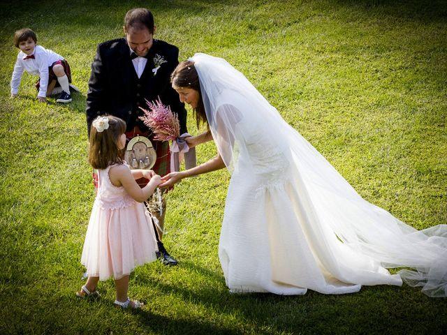 Il matrimonio di Allan e Gloria a Brunello, Varese 52