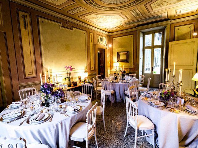 Il matrimonio di Allan e Gloria a Brunello, Varese 54