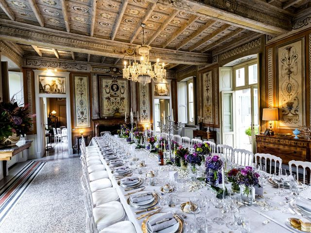Il matrimonio di Allan e Gloria a Brunello, Varese 58