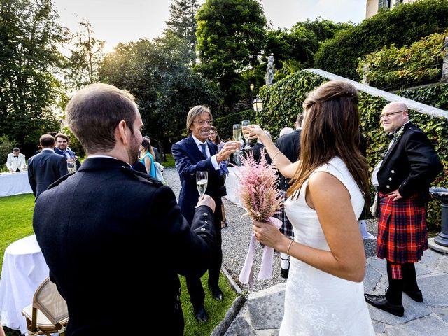 Il matrimonio di Allan e Gloria a Brunello, Varese 61