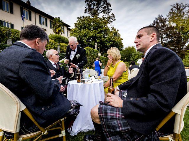 Il matrimonio di Allan e Gloria a Brunello, Varese 65