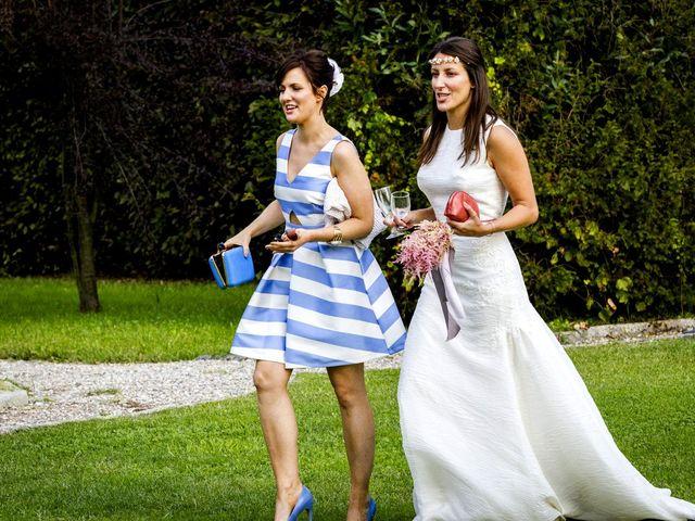 Il matrimonio di Allan e Gloria a Brunello, Varese 66