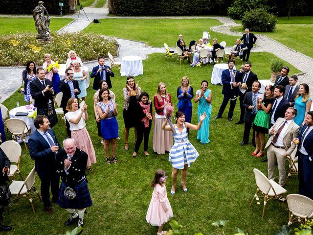 Il matrimonio di Allan e Gloria a Brunello, Varese 77
