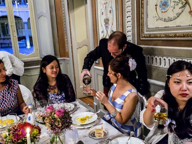 Il matrimonio di Allan e Gloria a Brunello, Varese 81