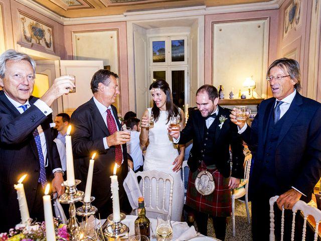 Il matrimonio di Allan e Gloria a Brunello, Varese 82