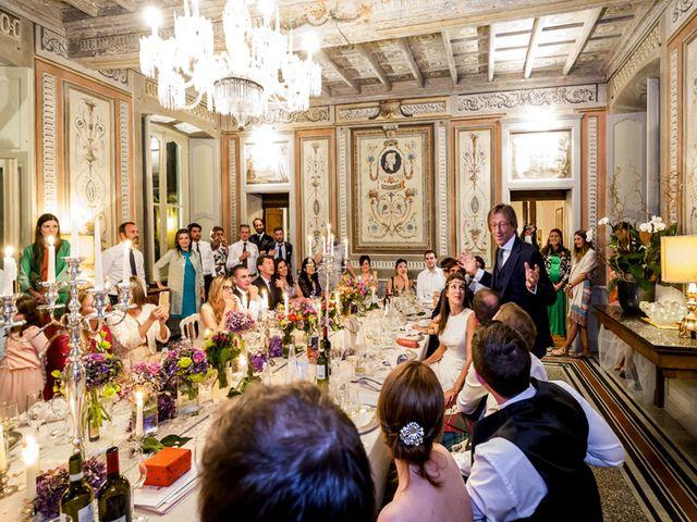 Il matrimonio di Allan e Gloria a Brunello, Varese 83