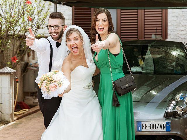 Il matrimonio di Michele e Naomi a Pulsano, Taranto 13