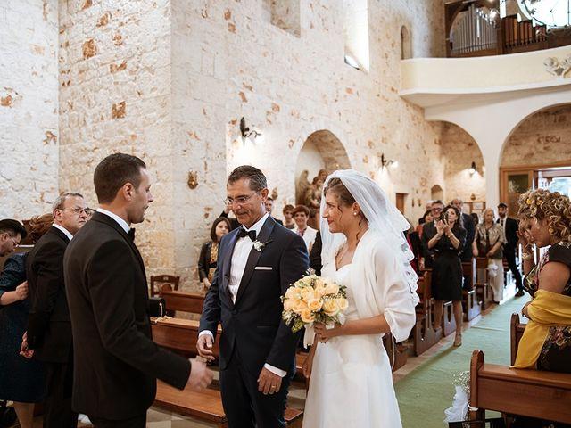 Il matrimonio di Michele e Naomi a Pulsano, Taranto 14