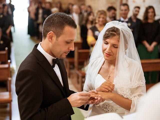Il matrimonio di Michele e Naomi a Pulsano, Taranto 16