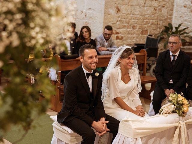 Il matrimonio di Michele e Naomi a Pulsano, Taranto 17