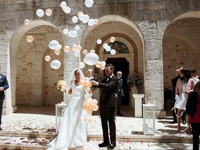 Il matrimonio di Michele e Naomi a Pulsano, Taranto 18