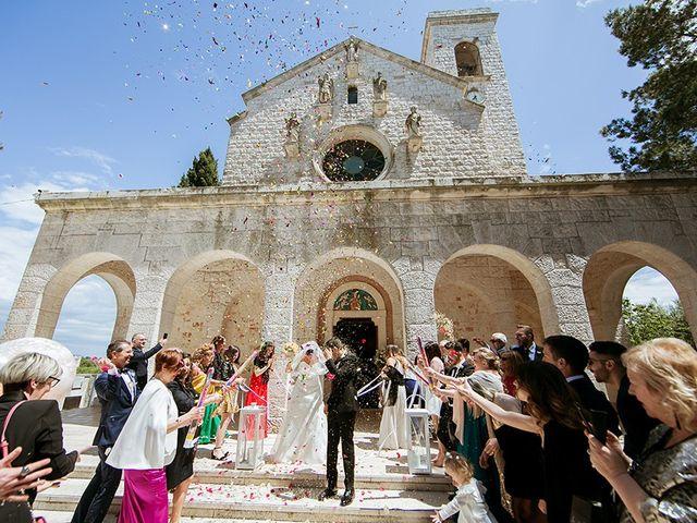 Il matrimonio di Michele e Naomi a Pulsano, Taranto 19