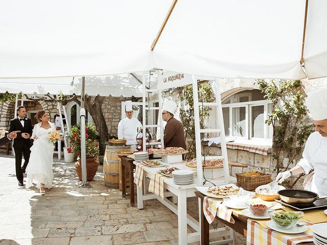 Il matrimonio di Michele e Naomi a Pulsano, Taranto 23