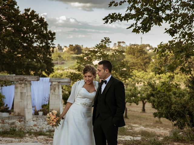 Il matrimonio di Michele e Naomi a Pulsano, Taranto 29