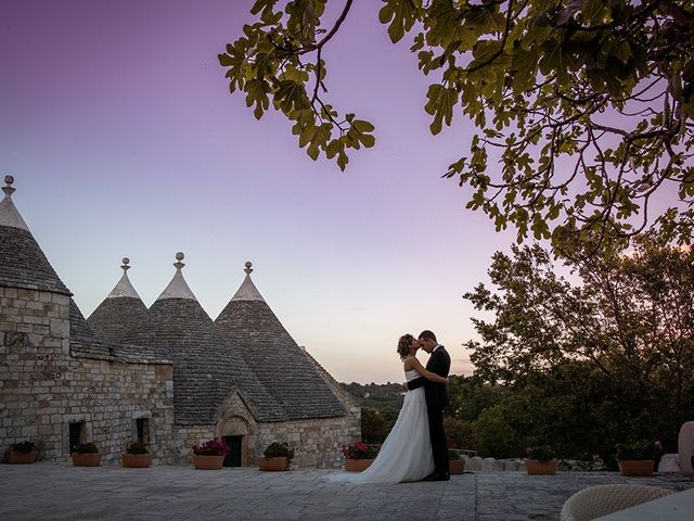 Il matrimonio di Michele e Naomi a Pulsano, Taranto 30