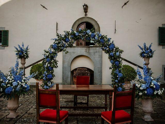Il matrimonio di Massimiliano e Eliana a Terranuova Bracciolini, Arezzo 3