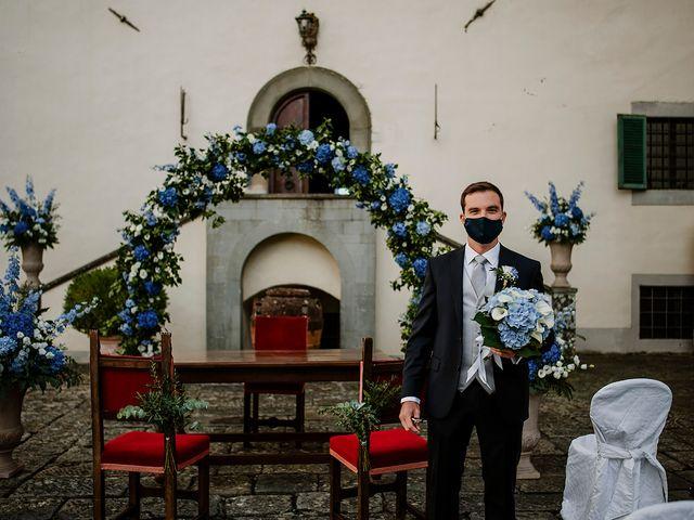 Il matrimonio di Massimiliano e Eliana a Terranuova Bracciolini, Arezzo 10