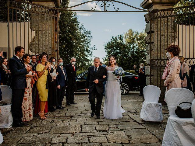 Il matrimonio di Massimiliano e Eliana a Terranuova Bracciolini, Arezzo 14
