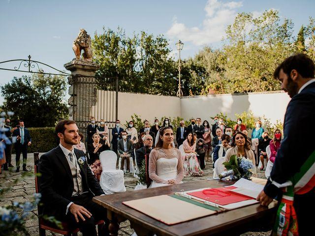 Il matrimonio di Massimiliano e Eliana a Terranuova Bracciolini, Arezzo 16