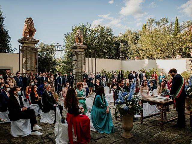 Il matrimonio di Massimiliano e Eliana a Terranuova Bracciolini, Arezzo 20