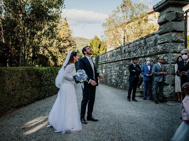 Il matrimonio di Massimiliano e Eliana a Terranuova Bracciolini, Arezzo 22