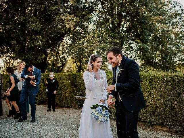 Il matrimonio di Massimiliano e Eliana a Terranuova Bracciolini, Arezzo 23
