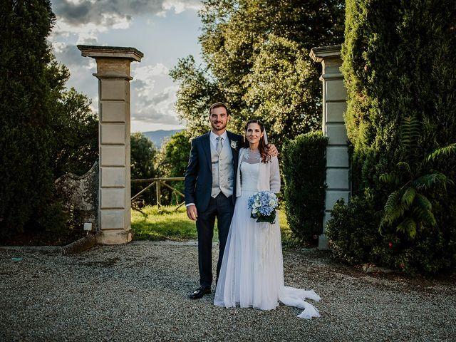 Il matrimonio di Massimiliano e Eliana a Terranuova Bracciolini, Arezzo 27