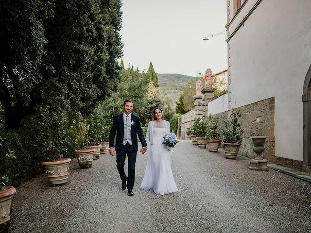 Il matrimonio di Massimiliano e Eliana a Terranuova Bracciolini, Arezzo 2