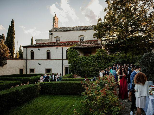 Il matrimonio di Massimiliano e Eliana a Terranuova Bracciolini, Arezzo 33
